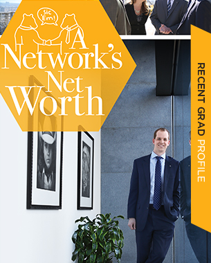 A Network's Net Worth